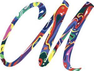 Logo christine plasticienne